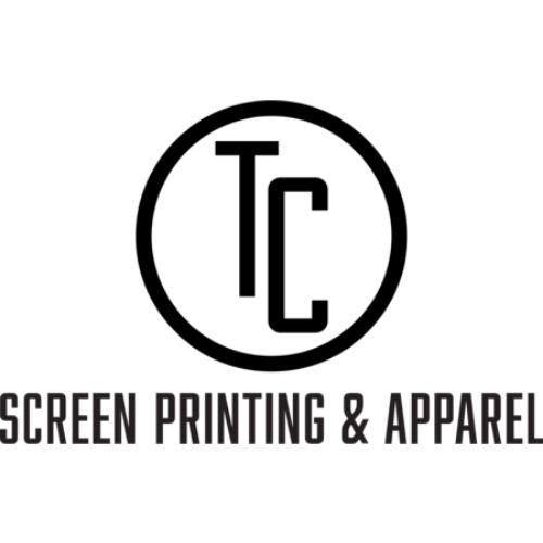 TC Screen Printing & Apparel Logo